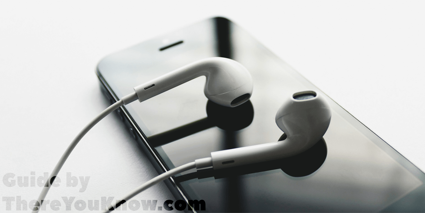 iphone earbuds volume control not working